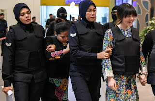2nd suspect in killing of Kim Jong Nam given reduced charge