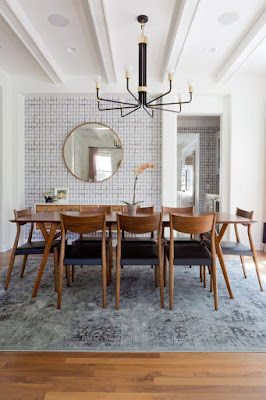 Desain ruang makan minimalis