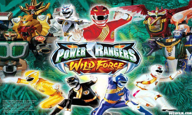 Power Rangers Wild Force Hindi Dubbed Episodes Download [HD