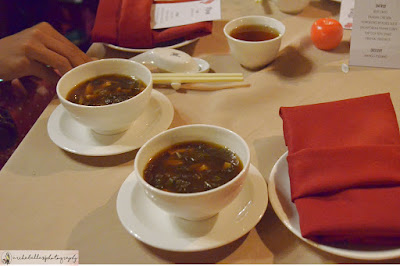 Shechuan Soup yang membangkitkan selera. (Dok.pri)
