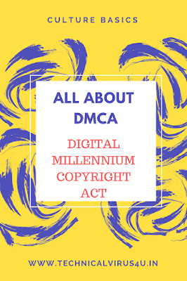 Get free DMCA (Digital Millennium Copyright Act) for your Blog