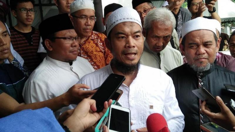 Ketua Panitia Tamasya Al Maidah Ustaz Ansufri ID Sambo