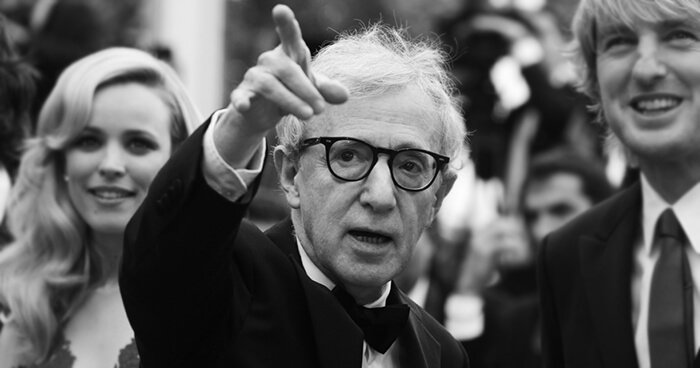 Woody Allen is a prime example of the tall, slim, fast-talking, impulsive, creative Vata type.