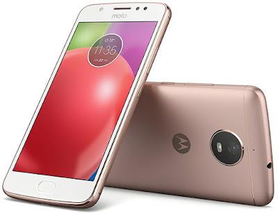 Motorola Moto E4 oro