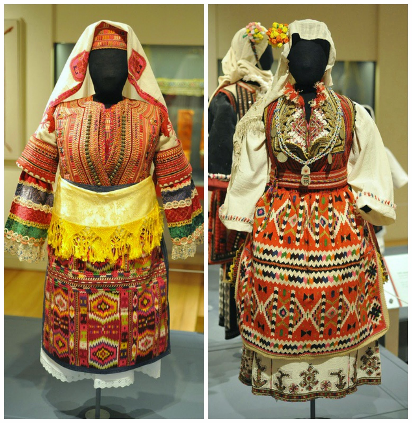 Traditional: Little Treasures: Traditional Macedonian Folk Costumes