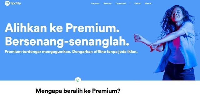 Download Aplikasi Spotify Premium MOD Versi Terbaru Gratis