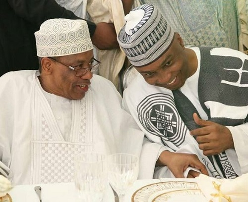 The Wedding of Babangida's Daughter