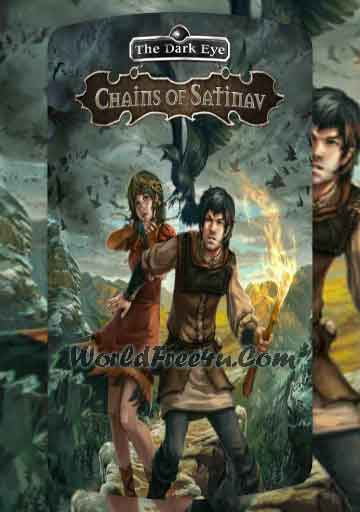 Cover Of The Dark Eye Chains of Satinav Full Latest Version PC Game Free Download Mediafire Links At worldofree.co