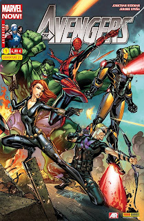 couverture les covers marvel now