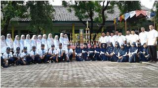 Penggalang MTs Negeri 3 Majalengka Berjaya di Indramayu, Gondol 8 Piala