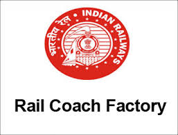 Rail Coach Factory in Punjab Recruitment 2017  for  various posts  apply online here