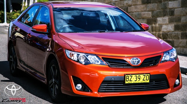 2016 Toyota Camry RZ Special Edition Price and Release Date