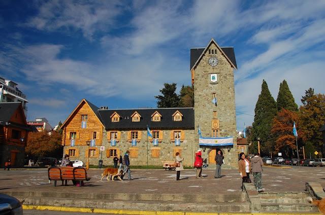 Dia 1 em Bariloche