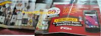 Logo Giordano Vini ti regala lo Smartphone NGM E407