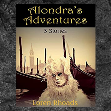 Alondra's Adventures by Loren Rhoads