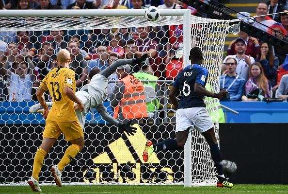 Mourinho: Nên tước bàn thắng của Pogba
