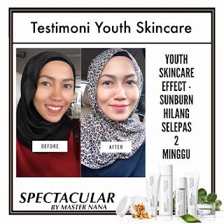 Youth Shaklee Skincare Malaysia : Testimoni | Harga | Ingredients