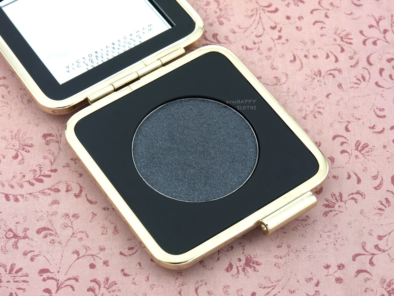 estee lauder x victoria beckham modern mercury highlighter estee lauder x victoria beckham black myrrh eye ink estee lauder x victoria beckham black myrrh eye ink 55 cad described as a pressed gel cream