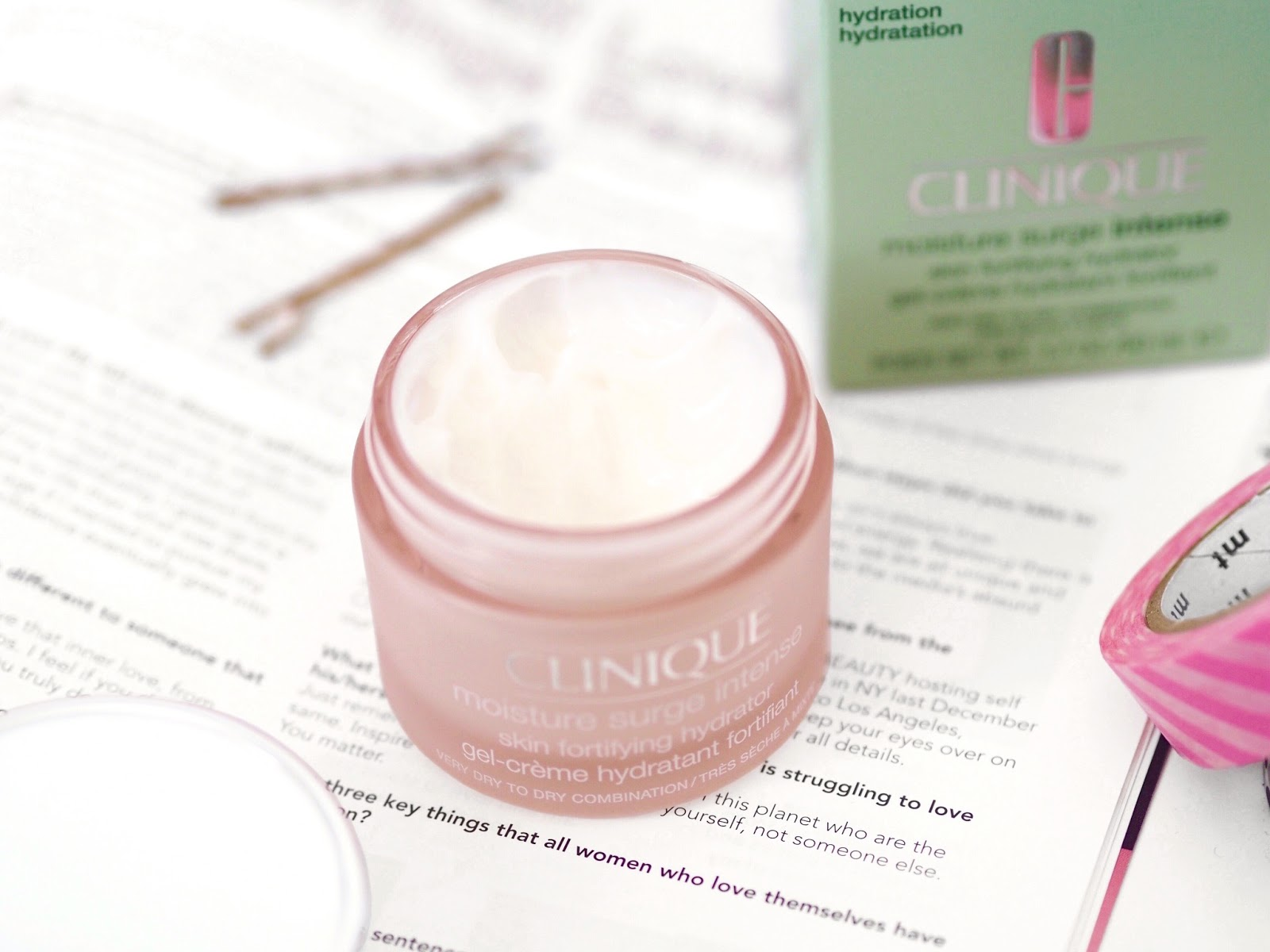 Clinique Moisture Surge Intense Review