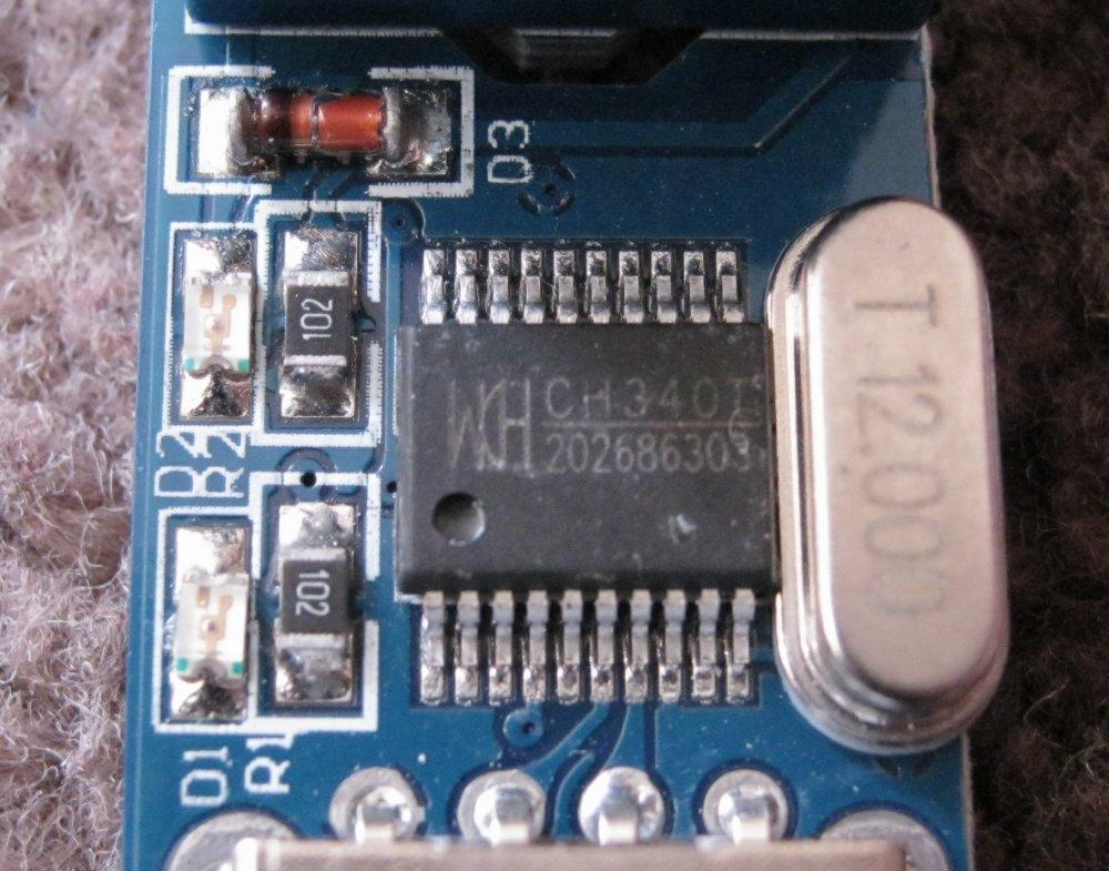 Grant Trebbin: Controlling a USB Relay with a Raspberry Pi