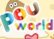 Pou World juego