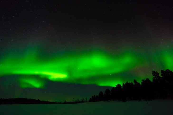 Interested In Seeing The Northern Lights Here Are 10 Places To Visit - Kiruna, Sweden
