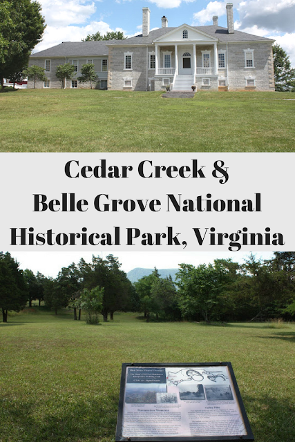 Cedar Creek and Belle Grove National Historical Park, Virginia