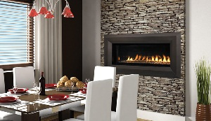 GAS- Vent Free Fireplace