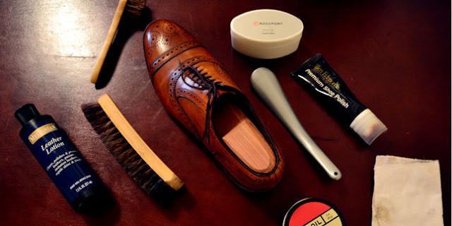 Tips Komplit untuk Perawatan Sepatu