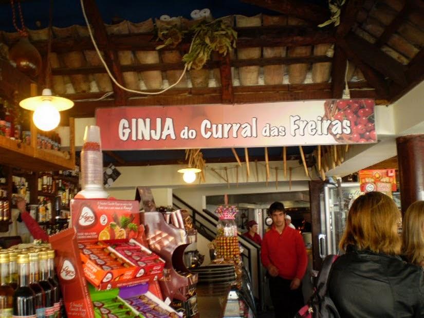 Curral das Freiras Ilha da Madeira - Funchal (Portugal)