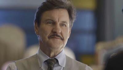 Antonio Calloni se despede de Júlio na novela Éramos Seis (Foto: Globo)