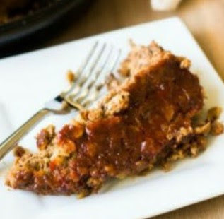Delicious Old Fashioned Skillet Meatloaf