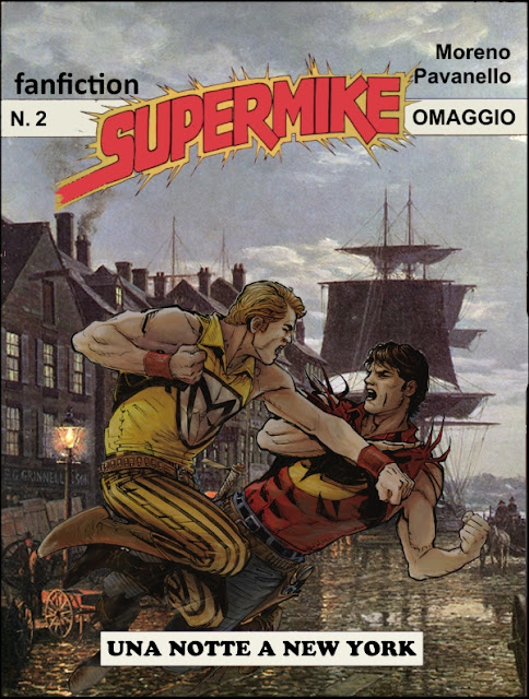 Zagor Supermike Fanfiction