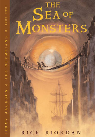The Sea of Monsters PDF Download