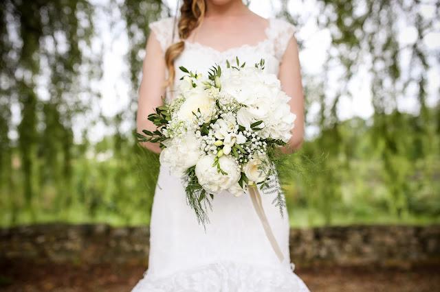 fleuriste mariage Lyon, fleuriste mariage Rhône, mariage champêtre