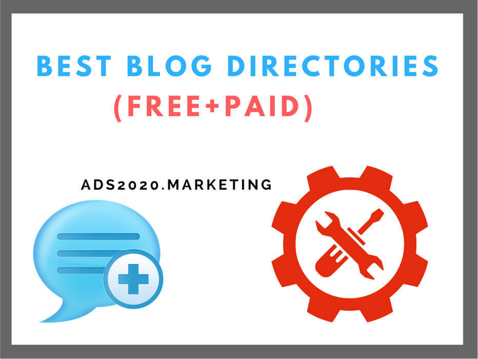 List of the Top 20 Blog Directories on Internet-932x700