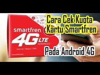 Ada banyak sekali provider telekomunikasi di indonesia Cara Cek Pulsa Smartfren Gsm 4g 2019
