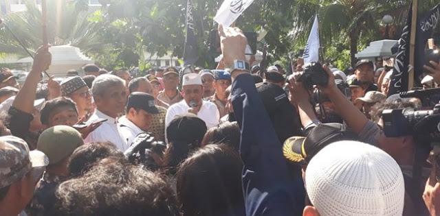 GNPF MUI Minta Polisi Usut Tuntas Kasus Pembakaran Bendera