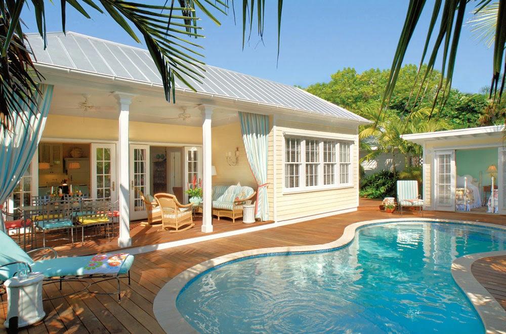 Decor Inspiration Classic Key West Cottage Cool Chic Style Fashion - key west style home decor