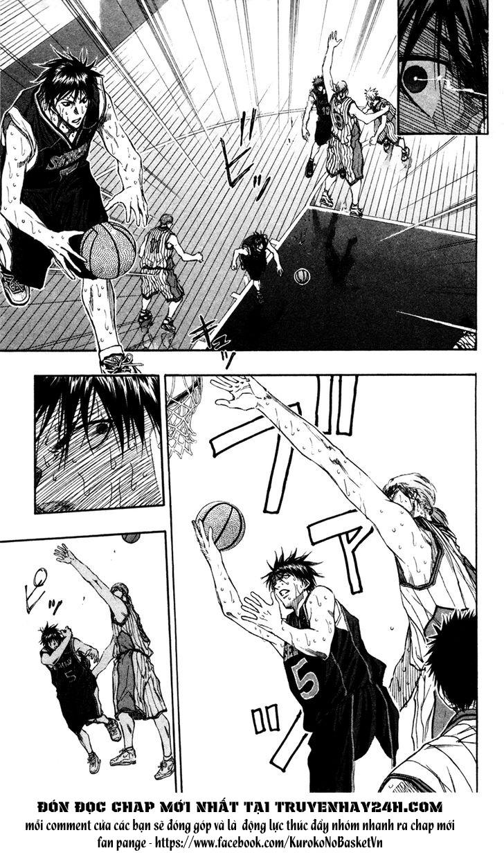 Kuroko No Basket chap 166 trang 12