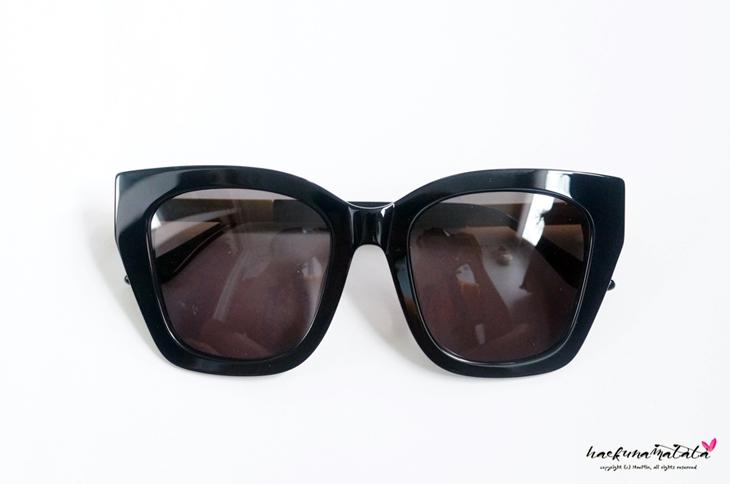 티파니 하지원 선글라스 프로젝트프로덕트 GL-6 리뷰 / 여자선글라스