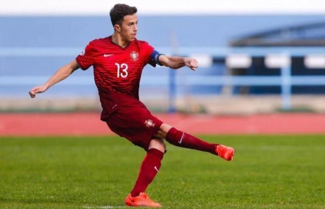 Blog Benfica Francisco Saldanha na seleção