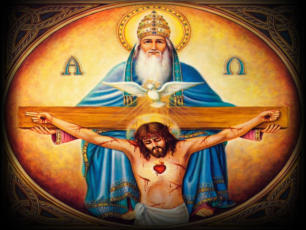 Holy Mass Images The Most Holy Trinity