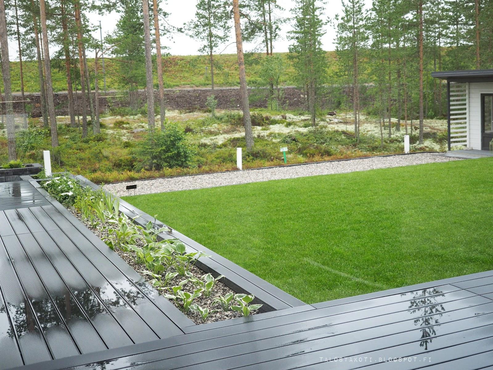 Asuntomessut 2016 Lakka Lakeus piha terassi