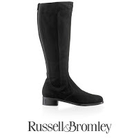 Kate Middleton Wore - Style - Russell Bromley Suede Charge Boots