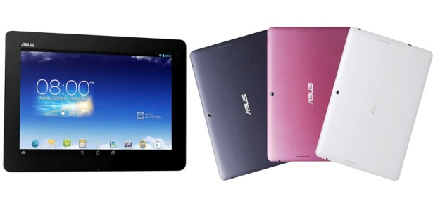 Asus Memo Pad FHD10 Specifications - LAUNCH Announced 2013, June  Available as ASUS MeMO Pad FHD 10 ME302KL with 3G/LTE support This is not a GSM device, it will not work on any GSM network worldwide. DISPLAY Type IPS LCD, capacitive touchscreen, 16M colors Size 10.0 inches (~60.1% screen-to-body ratio) Resolution 1920 x 1200 pixels (~226 ppi pixel density) Multitouch Yes  - ASUS Waveshare UI BODY Dimensions 264.6 x 182.4 x 9.5 mm (10.42 x 7.18 x 0.37 in) Weight 580 g (1.28 lb) SIM No PLATFORM OS Android OS, v4.2 (Jelly Bean), upgradable to v4.3 (Jelly Bean) CPU Dual-core 1.6 GHz Chipset Intel Atom Z2560 GPU PowerVR SGX544MP2 MEMORY Card slot microSD, up to 64 GB (dedicated slot) Internal 16/32 GB, 2 GB RAM CAMERA Primary 5 MP, autofocus Secondary 1.2 MP Features Geo-tagging Video 1080p NETWORK Technology No cellular connectivity 2G bands N/A GPRS No EDGE No COMMS WLAN Wi-Fi 802.11 a/b/g/n, dual-band GPS Yes, with A-GPS USB v2.0 Radio No Bluetooth v3.0 FEATURES Sensors Accelerometer, gyro, compass Messaging SMS(threaded view), MMS, Email, Push Mail, IM Browser HTML5, Adobe Flash Java No SOUND Alert types Vibration; MP3, WAV ringtones Loudspeaker Yes, with stereo speakers 3.5mm jack Yes BATTERY  Non-removable Li-Ion 6760 mAh battery (25 Wh) Stand-by  Talk time Up to 10 h (multimedia) Music play  MISC Colors Royal Blue, Silk White, Vivid Pink  - MP3/WAV/WMA/AAC player - MP4/H.264 player - Document editor - Photo viewer/editor