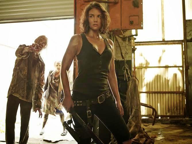The Walking Dead y su apocalipsis zombie