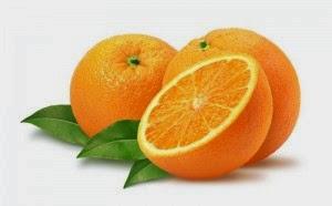 Cách làm trắng da hiệu quả từ cam