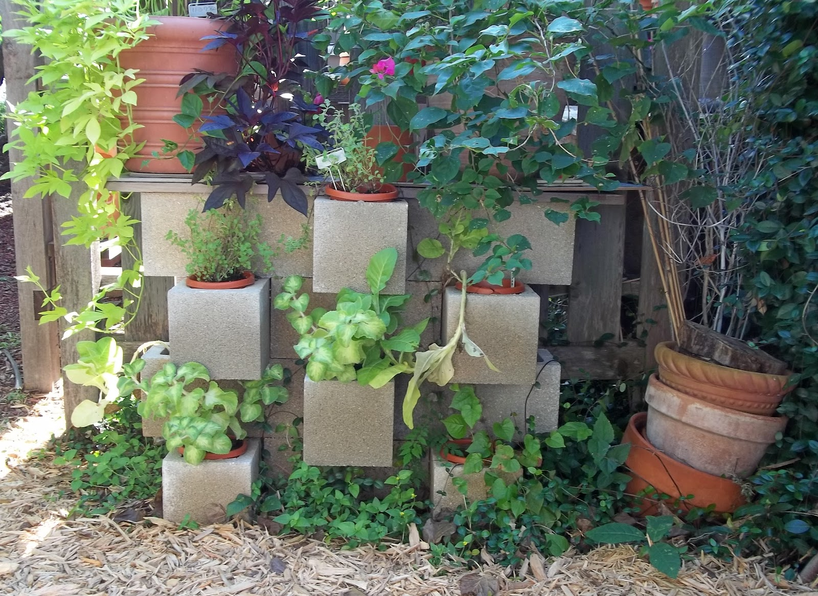Concrete Garden Planters Concrete Pots Plans Simple Home Decoration