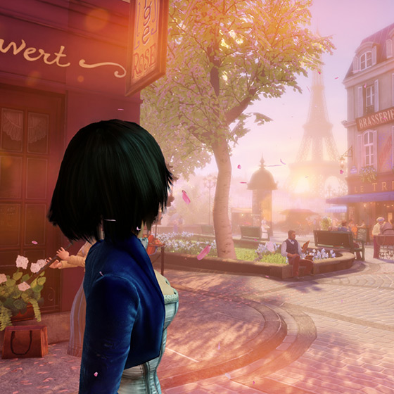 Paris Summer Wallpaper Engine